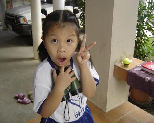 น้องเทียนชู2นิ้ว