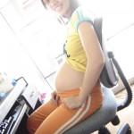 อาการคนท้อง